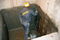 Impermeabilización de fosos